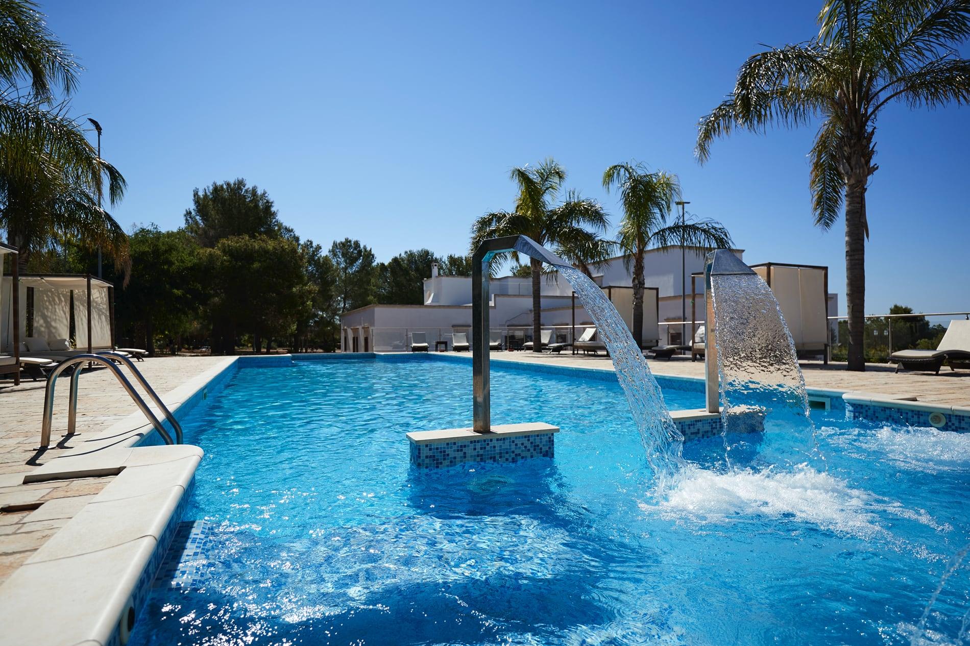 Jorche piscina